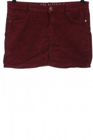 Cotton On Miniskirt red casual look