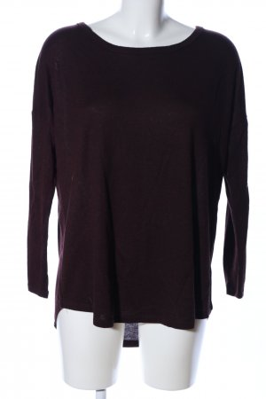 Cotton On Oversized Pullover lila Casual-Look