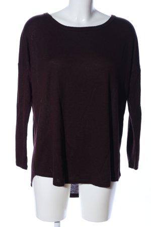 Cotton On Pull oversize violet style décontracté