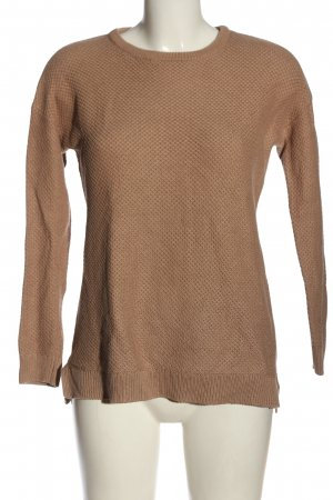 Cotton On Crewneck Sweater brown casual look