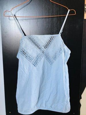 Cotton On Top in Hellblau mit Stick (36)