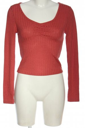 Cotton On Longsleeve rot Casual-Look