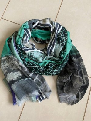 Beck Söndergaard Knitted Scarf multicolored