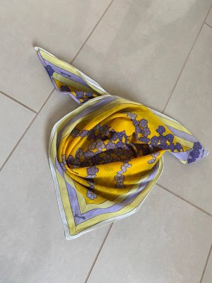 Domitilla Écharpe en tricot multicolore