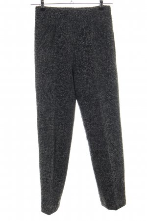 Cottonade Jersey Pants black flecked casual look