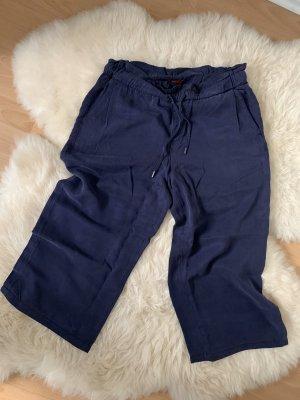 s.Oliver Pantalone culotte blu