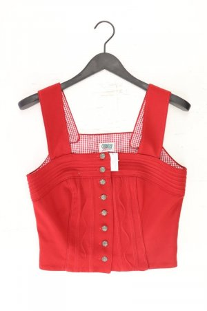 Country Lady Sleeveless Blouse polyester