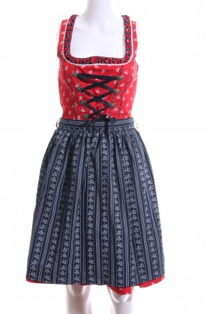 Country Life Dirndl allover print classic style