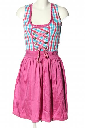 Country Life Dirndl Karomuster Casual-Look