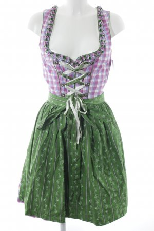 Country Life Dirndl multicolored Metal elements