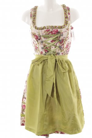 Country Life Dirndl multicolored cotton