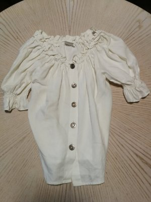 Country Line Blouse natural white