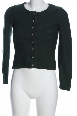 Country Line Cardigan green casual look