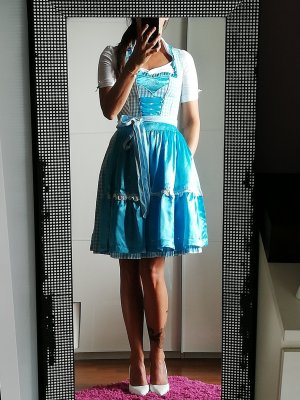 Country Line Dirndl light blue