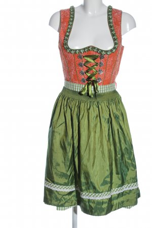 Country Line Dirndl allover print classic style