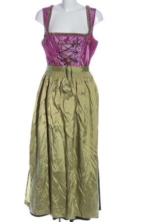 Country Line Vestido Dirndl estampado floral elegante