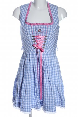 Country Line Dirndl check pattern classic style