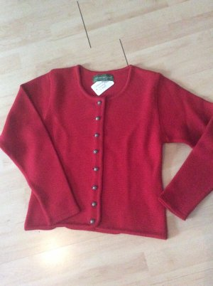 Country Line Traditional Jacket dark red
