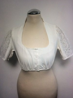 Country Line Traditional Blouse natural white