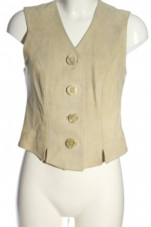 Country Line Sportvest wolwit casual uitstraling