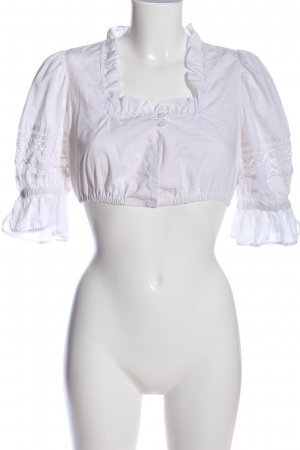 Country Line Traditional Shirt white classic style