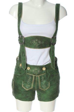 Country Line Pantalon bavarois vert style classique