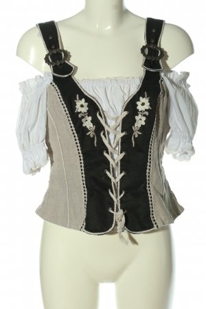 Country Line Traditional Camisole flower pattern elegant