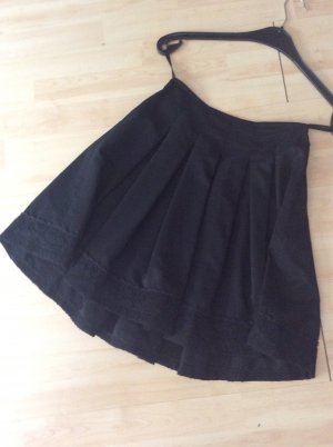 Country Line Traditional Skirt black