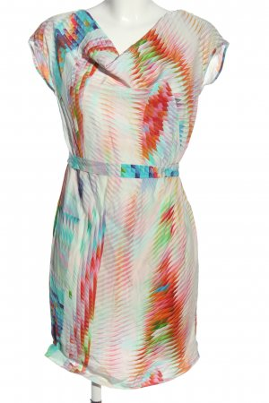 COUNTRY ROAD Shortsleeve Dress abstract pattern casual look