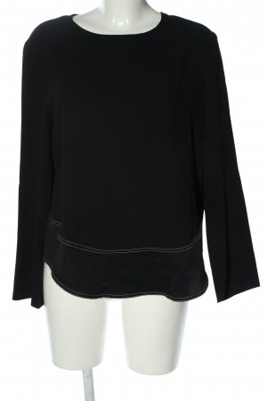 COUNTRY ROAD Slip-over Blouse black casual look