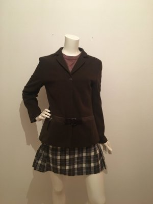 Gerry Weber Blazer in lana marrone scuro