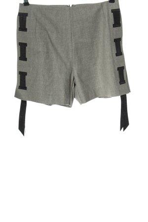 couture High-Waist-Shorts