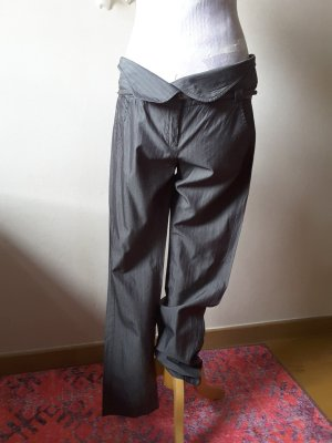 Couture Hose Nadelstreif
