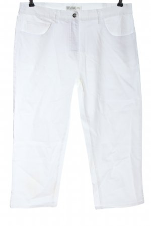 Couture Line 7/8 Length Jeans white casual look