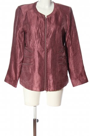 Couture Line Blouse Jacket dark red casual look