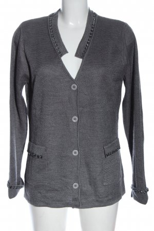 Couture Line Cardigan light grey casual look