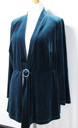 Couture Line Long Shirt petrol
