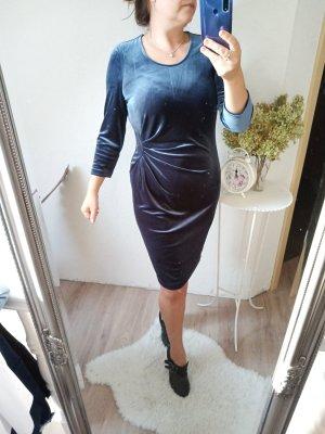 Couture Line HSE24 Samt Kleid 40