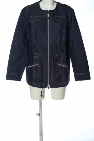 Couture Line Denim Jacket blue casual look