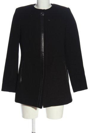 Couture Line Short Coat black casual look