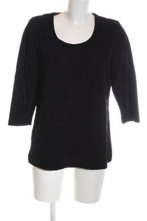 Couture Line Longsleeve schwarz Casual-Look
