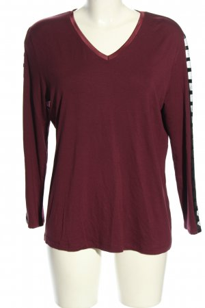 Couture Line Longsleeve rot Casual-Look