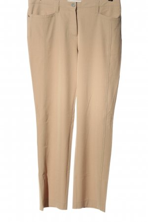 Couture Line Jersey Pants nude casual look