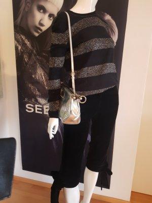 Yves Saint Laurent 3/4 Length Trousers black