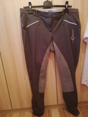 covalliero Pantalon d'équitation gris brun