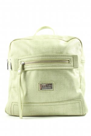 coveri collection Satchel green casual look