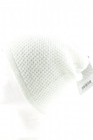 Covy's Chapeau en tricot blanc torsades style décontracté