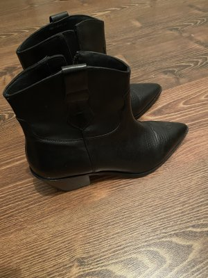 Cowboy Boots Schwarz Another A 41