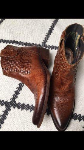 Cowboy Boots Stiefelette gr.40/41 Leder