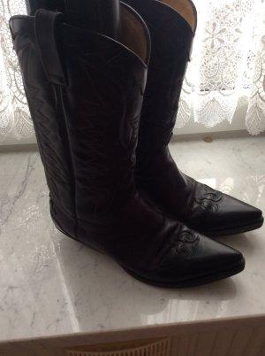 Cowboy boots von Buffalo Leder in 39